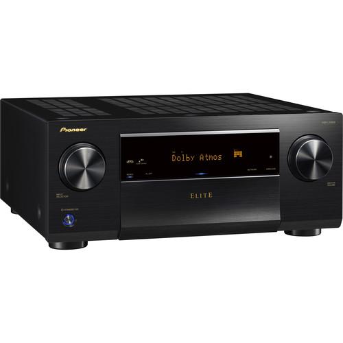 Pioneer Elite VSX-LX503 9.2-Channel Network A/V Receiver