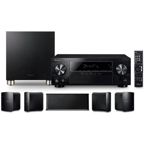 Pioneer HTP-074 5.1-Channel Home Theater System
