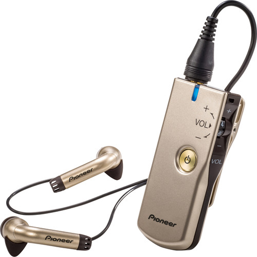 Pioneer Nani? PHA-M70 Personal Sound Amplifier (Champagne Gold)