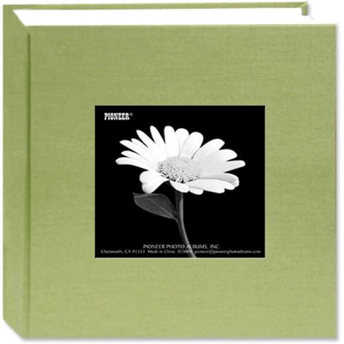 Pioneer Photo Albums DA-100CBF Cloth Frame Album (Sage Green)