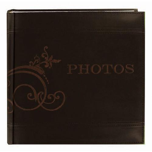 Pioneer Photo Albums DA-200EMP 4x6 Embroidered Photo Album (Brown)