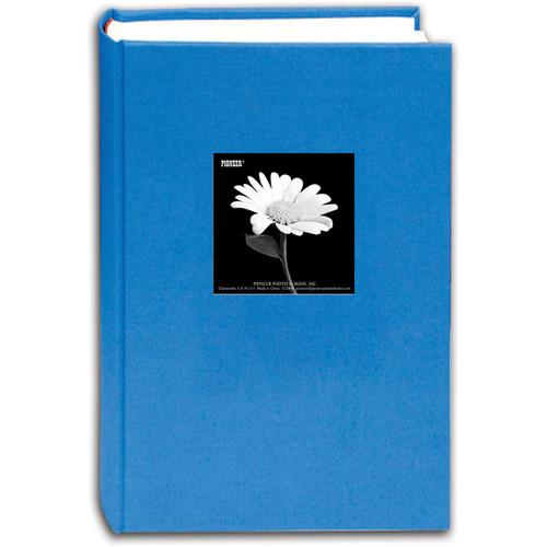 Pioneer Photo Albums DA-300CBF Fabric Frame Bi-Directional Album (Sky Blue)