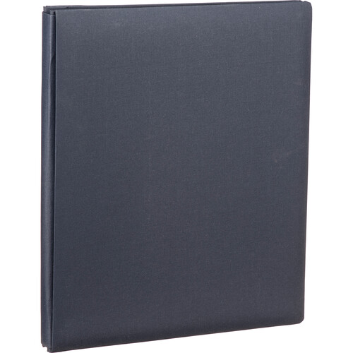 "Pioneer Photo Albums Family Treasures Deluxe Top-Loading Scrapbook with Fabric Cover (12 x 15"", Midnight Blue)"