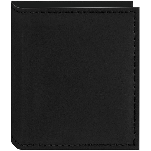Pioneer Photo Albums Instant-Print Photo Album with Leatherette Covers - 40 Pockets (Black)