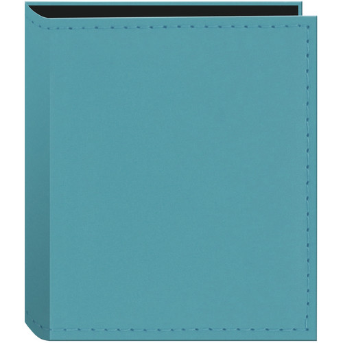 Pioneer Photo Albums Instant-Print Photo Album with Leatherette Covers - 40 Pockets (Blue)
