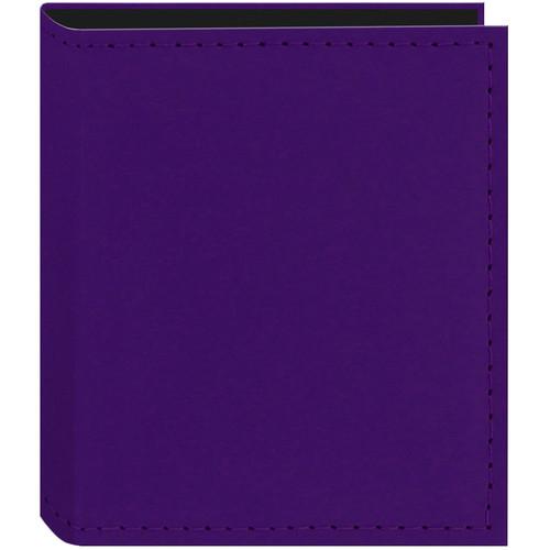 Pioneer Photo Albums Photo Album for Instant Prints (Purple)