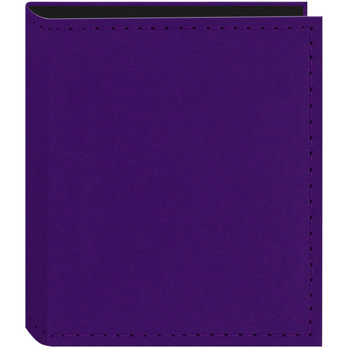 Pioneer Photo Albums Photo Album for Instant Prints (Purple)