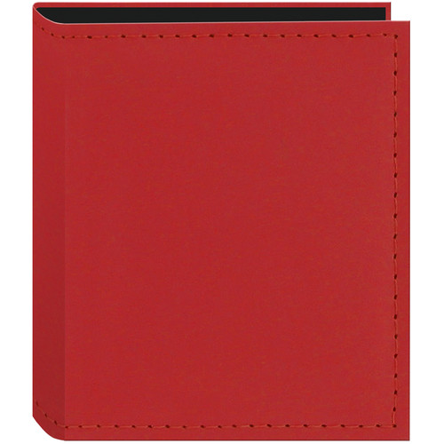 Pioneer Photo Albums Photo Album for Instant Prints (Red)