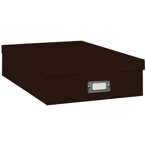 Pioneer Photo Albums Scrapbooking Storage Box (Brown)