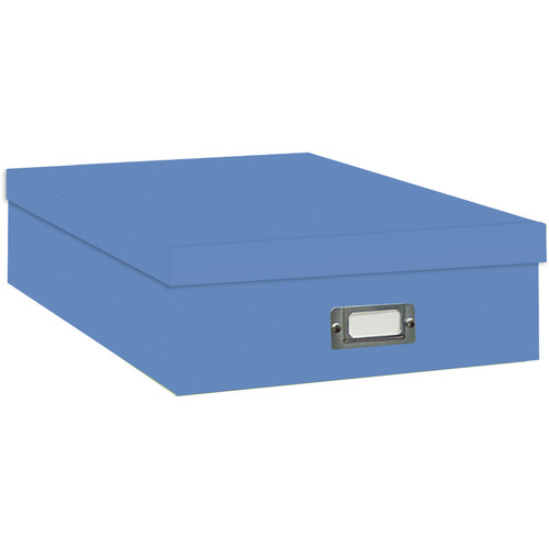 Pioneer Photo Albums Scrapbooking Storage Box (Sky Blue)