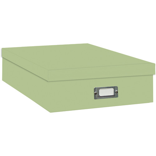 Pioneer Photo Albums Scrapbooking Storage Box (Sage Green)