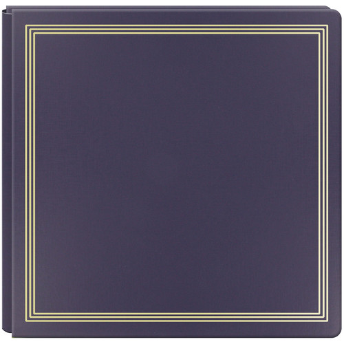 Pioneer Photo Albums PMV-206 X-Pando Magnetic Photo Album (Bay Blue)