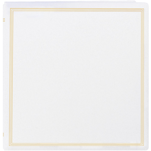 Pioneer Photo Albums PMV-206 X-Pando Magnetic Photo Album (White)