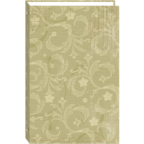 "Pioneer Photo Albums STC-46D 3-Ring Photo Album (4 x 6"", Jasmine)"