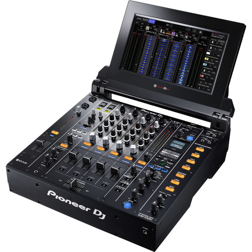 Pioneer DJM-TOUR1 - Tour System 4-Channel Digital Mixer with Fold-Out Touch Screen
