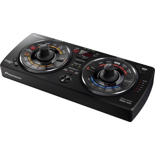 Pioneer RMX-500 - DJ Remix Station Effect Processor