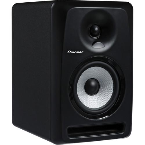 "Pioneer DJ S-DJ50X 5"" Active Reference DJ Speaker (Black)"