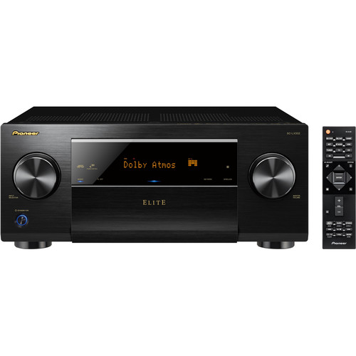 Pioneer Elite SC-LX502 7.2-Channel Network A/V Receiver