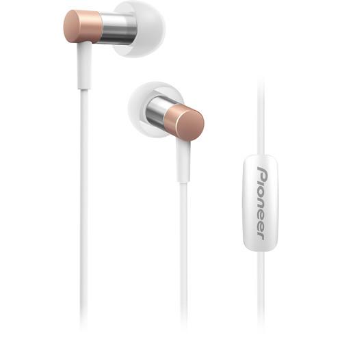 Pioneer SE-CH3T Hi-Res Audio In-Ear Headphones (Pink)