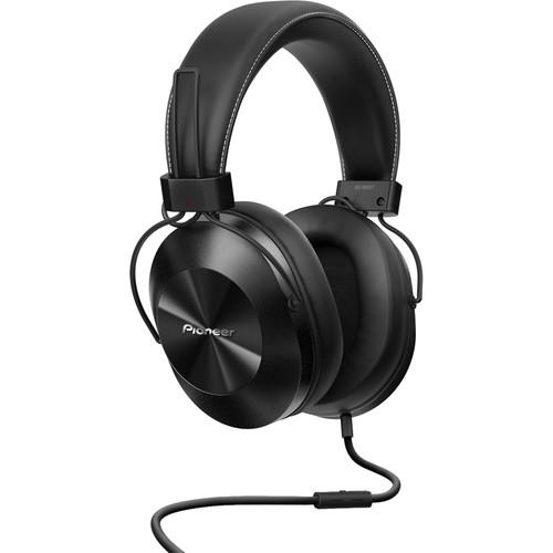 Pioneer SE-MS5T-K High-Resolution Stereo Headphones (Black)