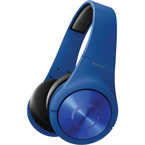 Pioneer Superior Club Sound SE-MX7 Dynamic Stereo Headphones (Matte Blue)