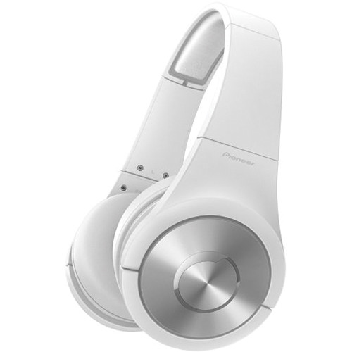 Pioneer Superior Club Sound SE-MX7 Dynamic Stereo Headphones (Matte White)