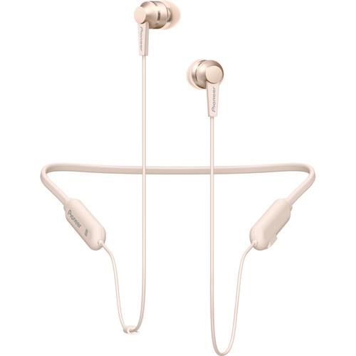 Pioneer C7 In-Ear Wireless Headphones (Champagne Gold)