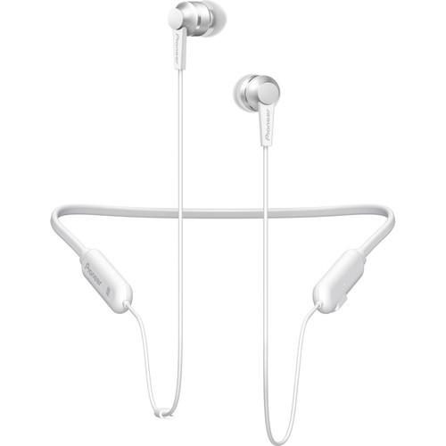 Pioneer C7 In-Ear Wireless Headphones (White)