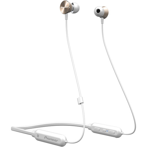 Pioneer QL7 Wireless In-Ear Headphones (Gold)