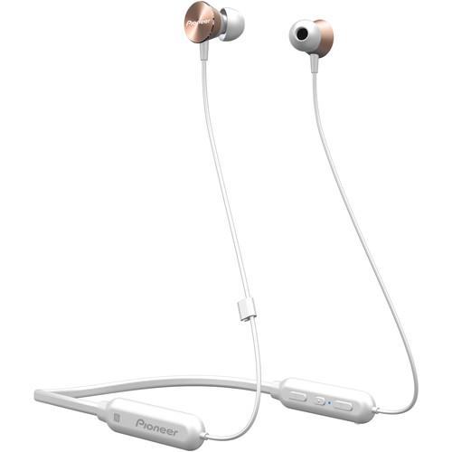 Pioneer QL7 Wireless In-Ear Headphones (Pink)
