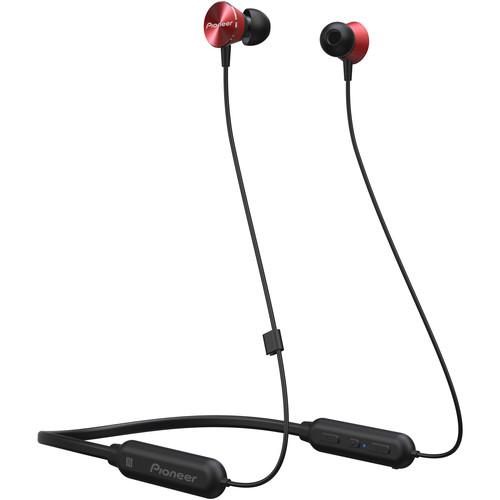 Pioneer QL7 Wireless In-Ear Headphones (Red)