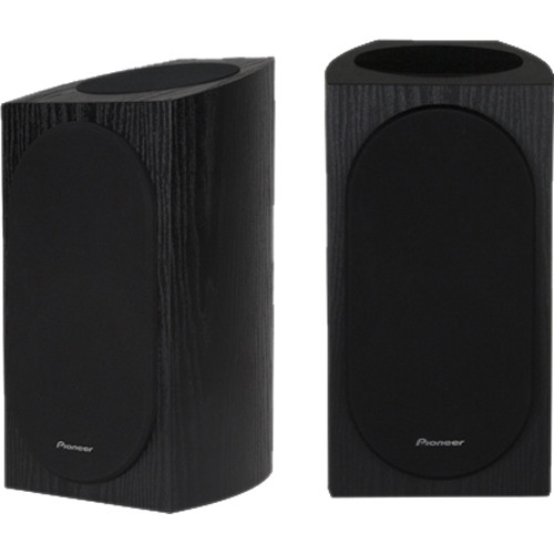 Pioneer SP-BS22A-LR Dolby Atmos-Enabled Speakers (Pair, Black)