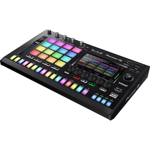Pioneer DJ Toraiz SP-16 Professional Sampler - Dave Smith Instruments