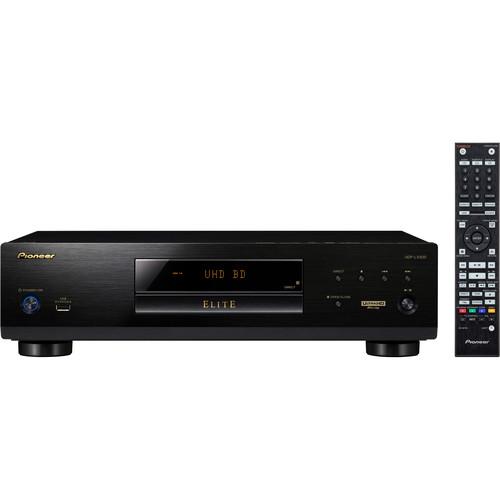 Pioneer Elite UDP-LX500 HDR UHD 4K Blu-ray Disc Player