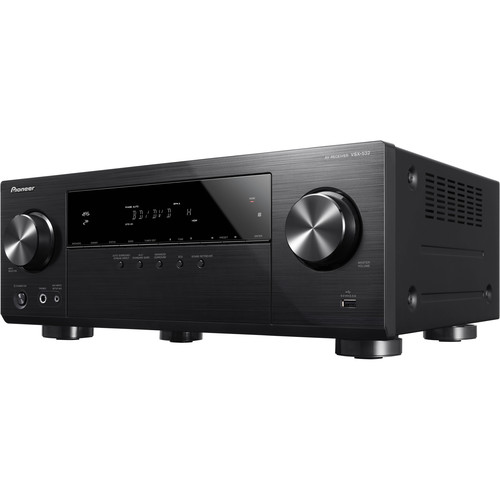 Pioneer VSX-532 5.1-Channel A/V Receiver