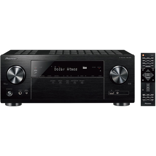 Pioneer VSX-832 5.1-Channel Network A/V Receiver