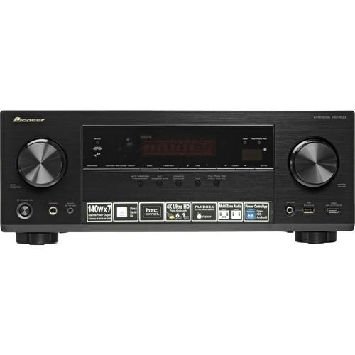 Pioneer VSX-1023-K 7.1-Channel Network Ready AV Receiver