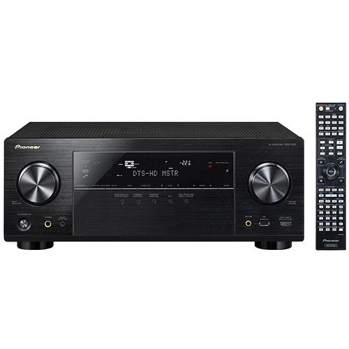Pioneer VSX-1123-K 7.2-Channel Multi-Zone Network Ready AV Receiver