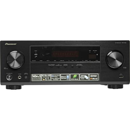 Pioneer VSX-523-K 5.1-Channel AV Receiver