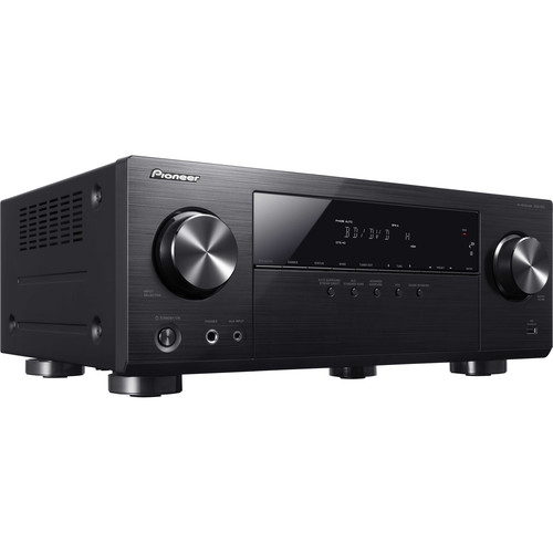 Pioneer VSX-531-K 5.1-Channel A/V Receiver with Bluetooth