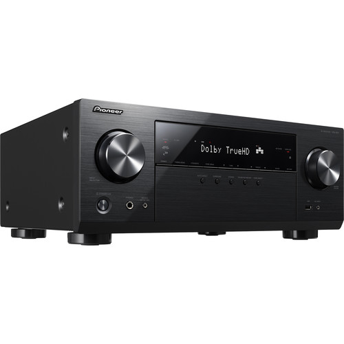 Pioneer VSX-831-K 5.2-Channel Network A/V Receiver