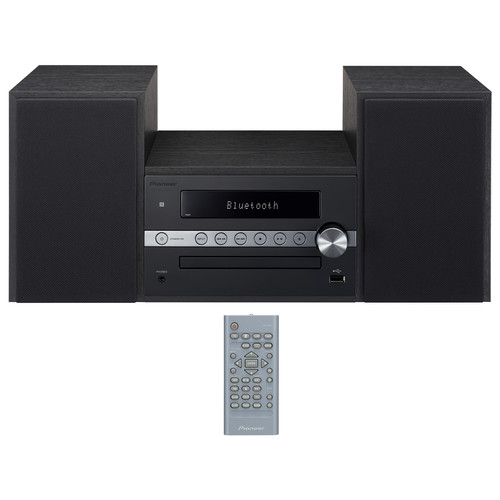 Pioneer X-CM56B 30W Bluetooth Wireless Music System (Black)