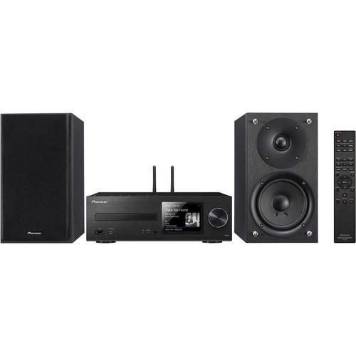 Pioneer X-HM76B 40W Network Wireless Mini Music System