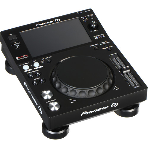 Pioneer DJ XDJ-700 - Compact Digital Deck - rekordbox Compatible