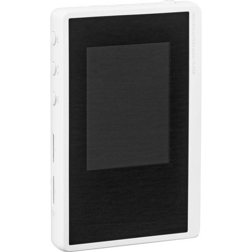Pioneer XDP-02U Digital Audio Player with Wi-Fi and Bluetooth (White)