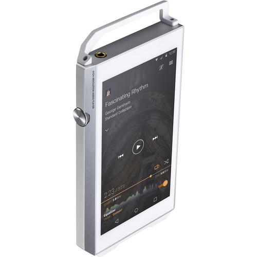 Pioneer XDP-100R Portable High-Resolution Digital Audio Player (Silver)