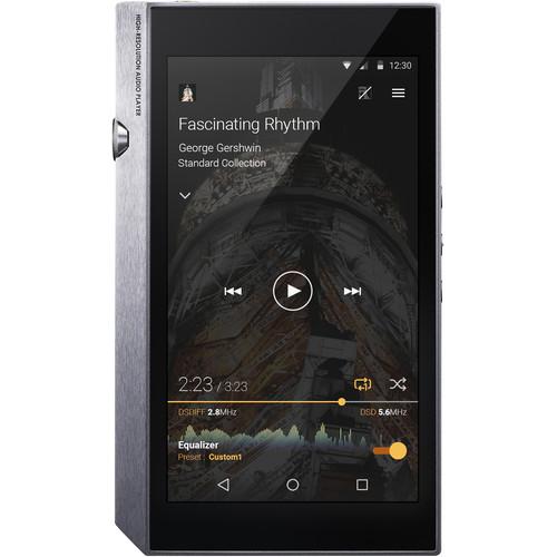 Pioneer XDP-300R Digital Audio Player (Silver)