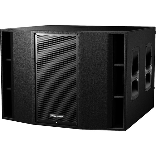 """Pioneer DJ XPRS 215S - XPRS Series Dual 15"""" Active Subwoofer"""