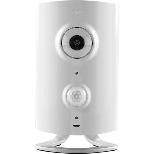 PIPER nv All-in-One HD Home Security System (White)