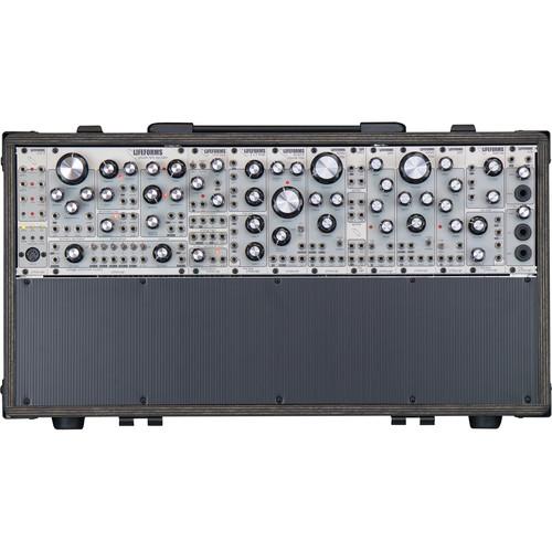 Pittsburgh Modular Lifeforms Foundation 4 - Expandable Analog Modular Synthesizer